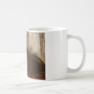 Edgar Degas - Melancholy Coffee Mug