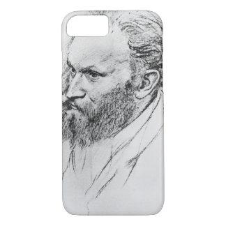 Edgar Degas   Portrait of Edouard Manet  iPhone 7 Case