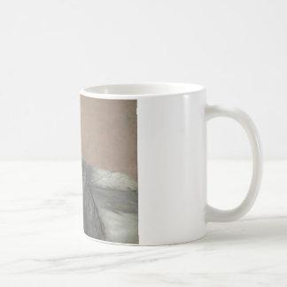 Edgar Degas - Portrait of Madame Rene de Gas Coffee Mug