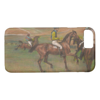 Edgar Degas - Race Horses iPhone 7 Case