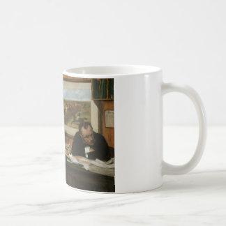 Edgar Degas - Sulking Coffee Mug