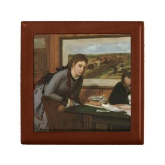 Edgar Degas - Sulking Gift Box