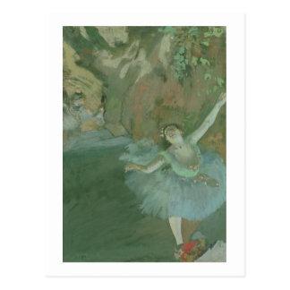 Edgar Degas   The Bow of the Star, c.1880 Postcard