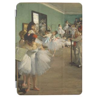 Edgar Degas-The dance class 1874 iPad Air Cover