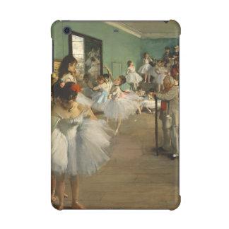 Edgar Degas-The dance class 1874 iPad Mini Cover
