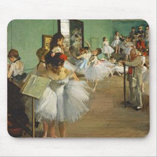 Edgar Degas The Dance Class Mouse Pad