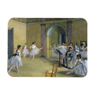 Edgar Degas | The Dance Foyer at the Opera Magnet