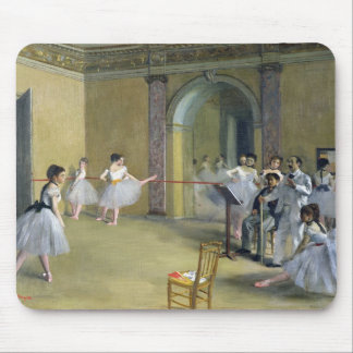 Edgar Degas   The Dance Foyer at the Opera Mouse Pad