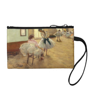Edgar Degas The Dance Lesson Coin Purse