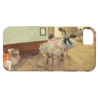 Edgar Degas The Dance Lesson iPhone 5 Cover
