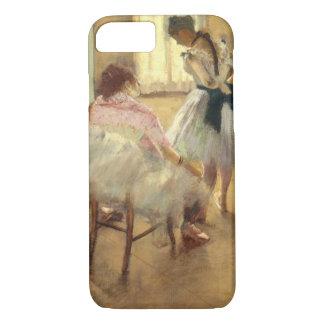 Edgar Degas The Dance Lesson iPhone 7 Case