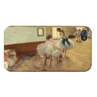 Edgar Degas The Dance Lesson Cover For iPhone 4