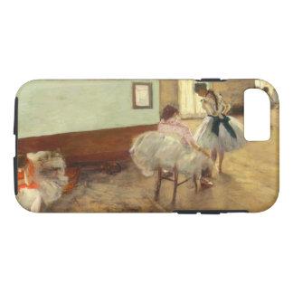 Edgar Degas The Dance Lesson Vintage Fine Art iPhone 7 Case