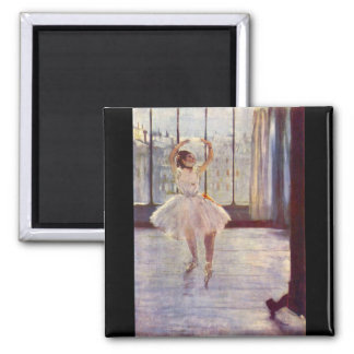 Edgar Degas - The dancer at the photographer Magnet