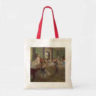 Edgar Degas   The Dancing Class, c.1873-76 Budget Tote Bag