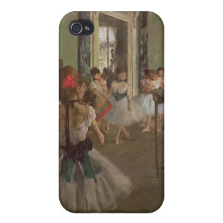 Edgar Degas | The Dancing Class, c.1873-76 Case For The iPhone 4