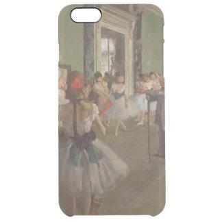 Edgar Degas | The Dancing Class, c.1873-76 Clear iPhone 6 Plus Case