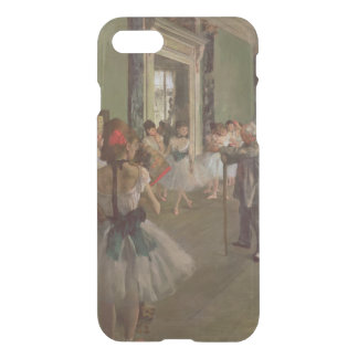 Edgar Degas | The Dancing Class, c.1873-76 iPhone 7 Case