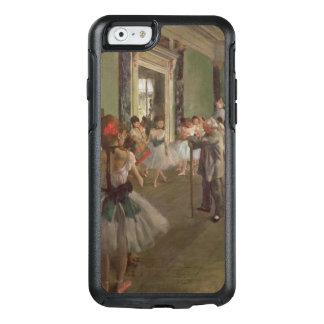 Edgar Degas | The Dancing Class, c.1873-76 OtterBox iPhone 6/6s Case
