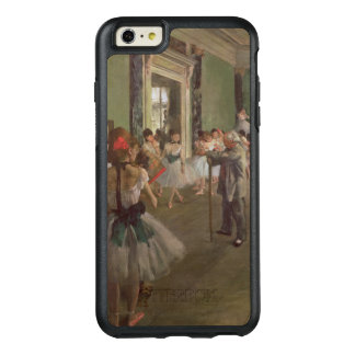 Edgar Degas | The Dancing Class, c.1873-76 OtterBox iPhone 6/6s Plus Case