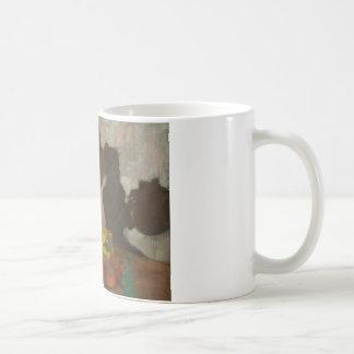 Edgar Degas - The Milliners Coffee Mug