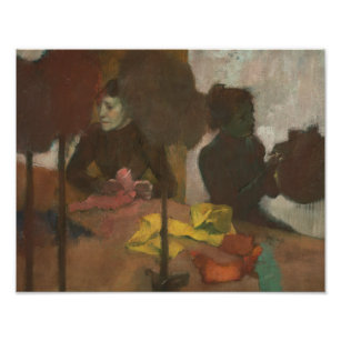 Edgar Degas - The Milliners Photo Print