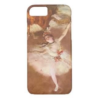 Edgar Degas The Star iPhone Case