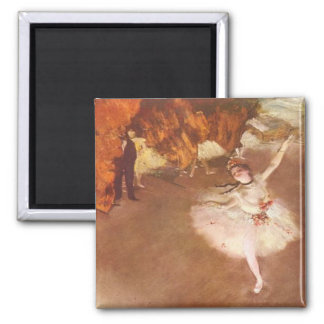Edgar Degas The Star Magnet
