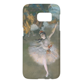 Edgar Degas | The Star, or Dancer on the stage