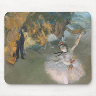 Edgar Degas   The Star, or Dancer on the stage Mouse Pad