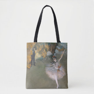 Edgar Degas | The Star, or Dancer on the stage Tote Bag