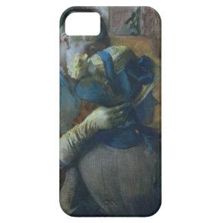 Edgar Degas | Two Women iPhone 5 Cases