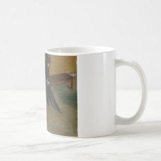 Edgar Degas - Waiting Coffee Mug