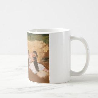 Edgar Degas - Women Combing Their Hair Coffee Mug