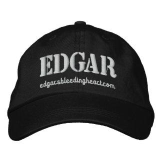 Edgar Embroidered Hat