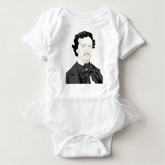 Edgar Poe Baby Bodysuit