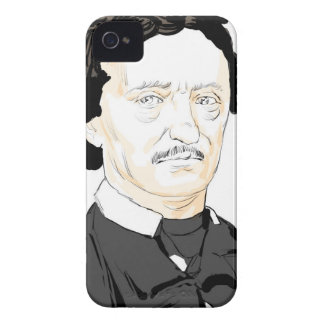 Edgar Poe iPhone 4 Cases