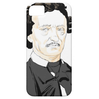 Edgar Poe iPhone 5 Cases