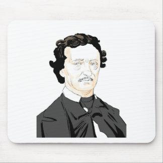 Edgar Poe Mouse Pad