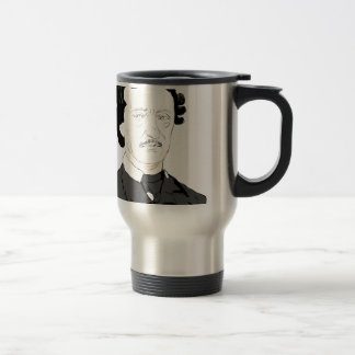 Edgar Poe Travel Mug