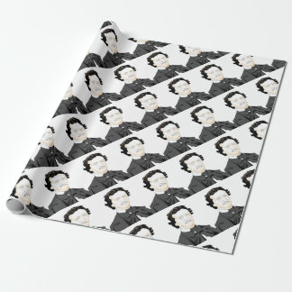 Edgar Poe Wrapping Paper