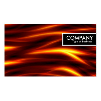 Edge Tag - Fiery Serpents Pack Of Standard Business Cards