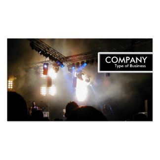 Edge Tag - Lighting Array Pack Of Standard Business Cards