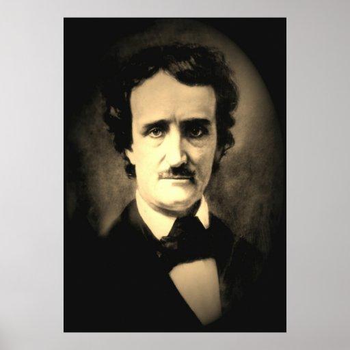 Edger Allen Poe Poster