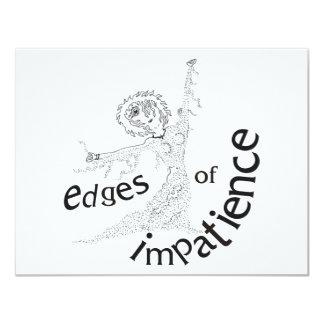 Edges of Impatience Custom Invite