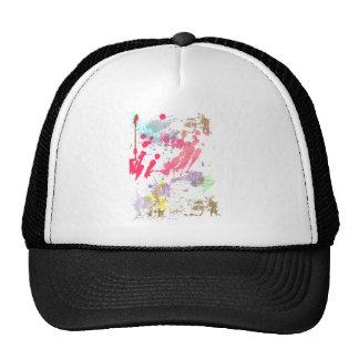 Edgy Art 4 Life Trucker Hat