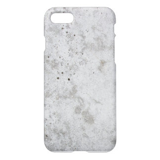Edgy Grunge Gray Designed for a Man iPhone 8/7 Case