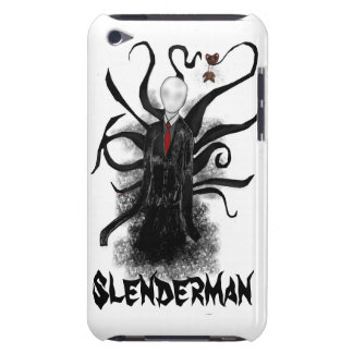 Edgy Slenderman iPod Touch Case