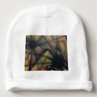 Edgy Spiders Baby Beanie