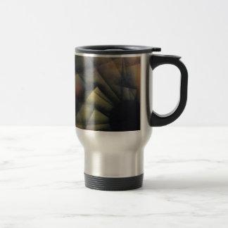 Edgy Spiders Travel Mug
